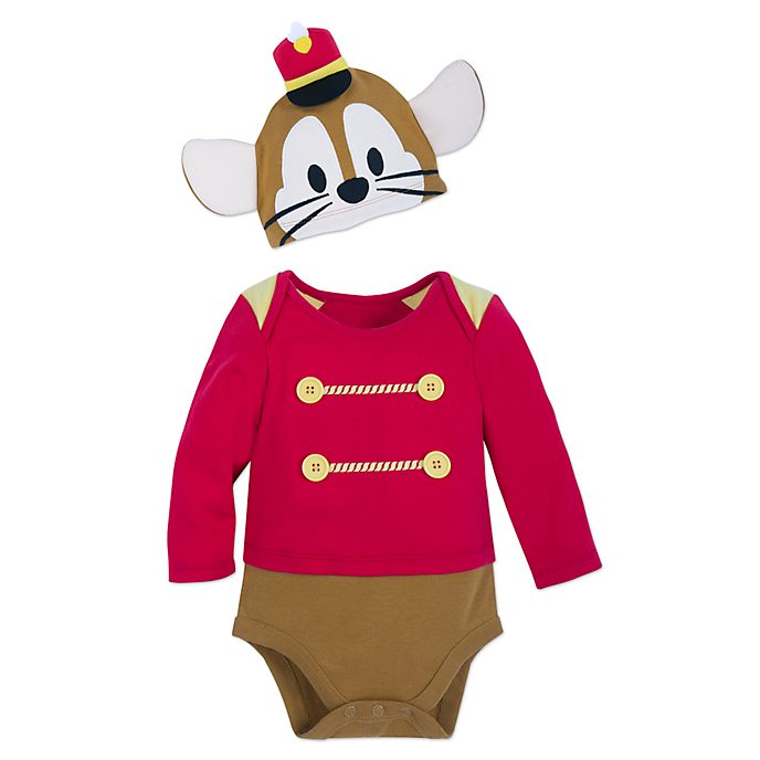 Disney Store Timothy Baby Costume Body Suit
