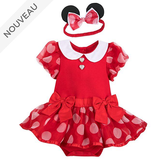 Disney Store Body déguisement Minnie rouge pour bébé