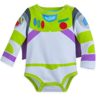 Buzz Lightyear Baby Costume Body Suit