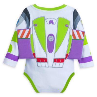 Body déguisement Buzz l'Éclair pour bébé