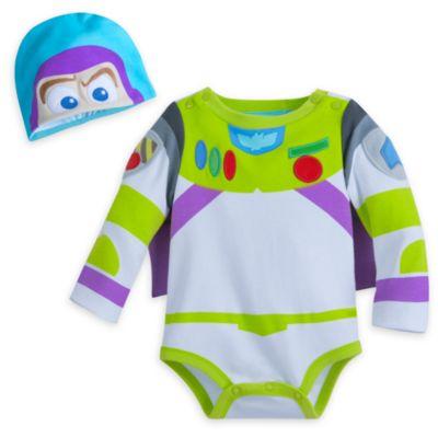 Buzz Lightyear bodystocking til baby