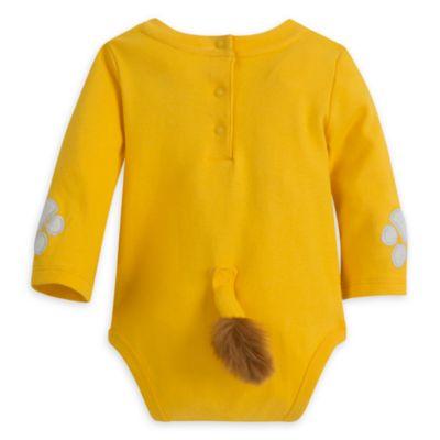 Pelele-vestido de Simba para bebé