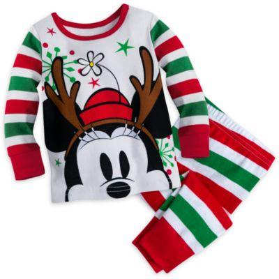 Pijama de Minnie para bebé