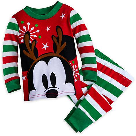 Pijama de Mickey Mouse para bebé