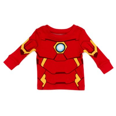 Iron Man Baby Pyjamas