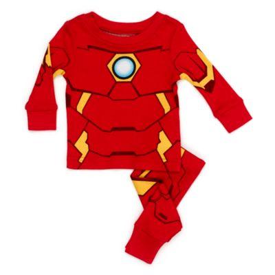 Pijama de Iron Man para bebé