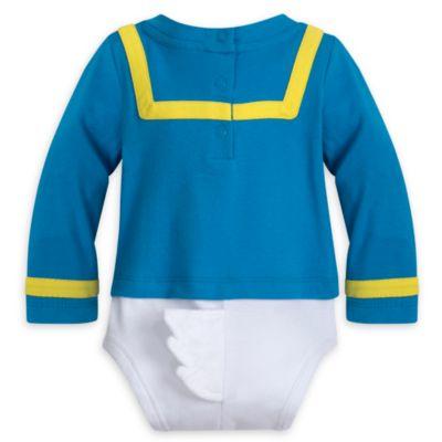 Donald Duck - Kostüm-Body für Babys