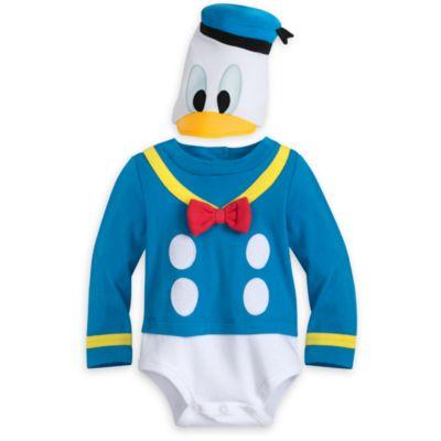 Body déguisement Donald pour bébé