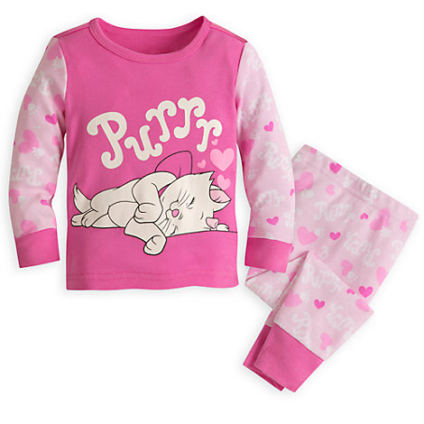 Marie babypyjamas