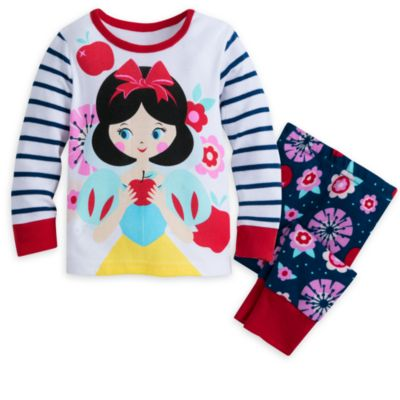 Snehvide babypyjamas