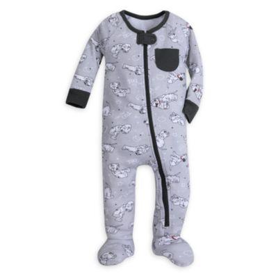 101 Dalmatians Baby Sleepsuit