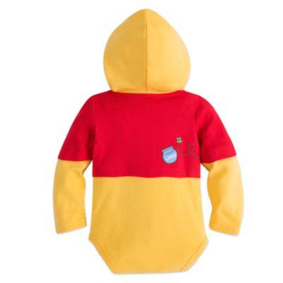 Body déguisement Winnie l'Ourson pour bébé