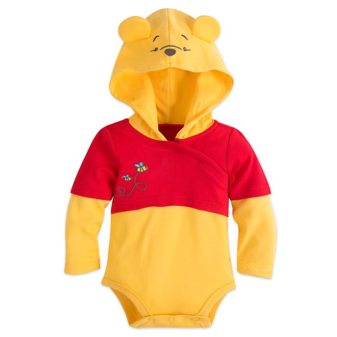 779172725494 Winnie the Pooh Baby Costume Body Suit