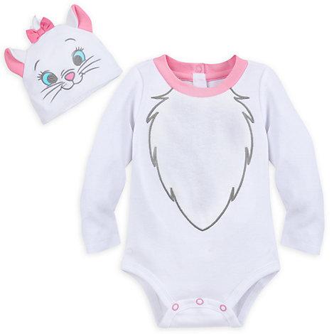 Marie Baby Costume Body Suit Set