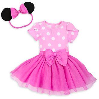 Body déguisement Minnie Mouse rose pour bébé, Disney Store