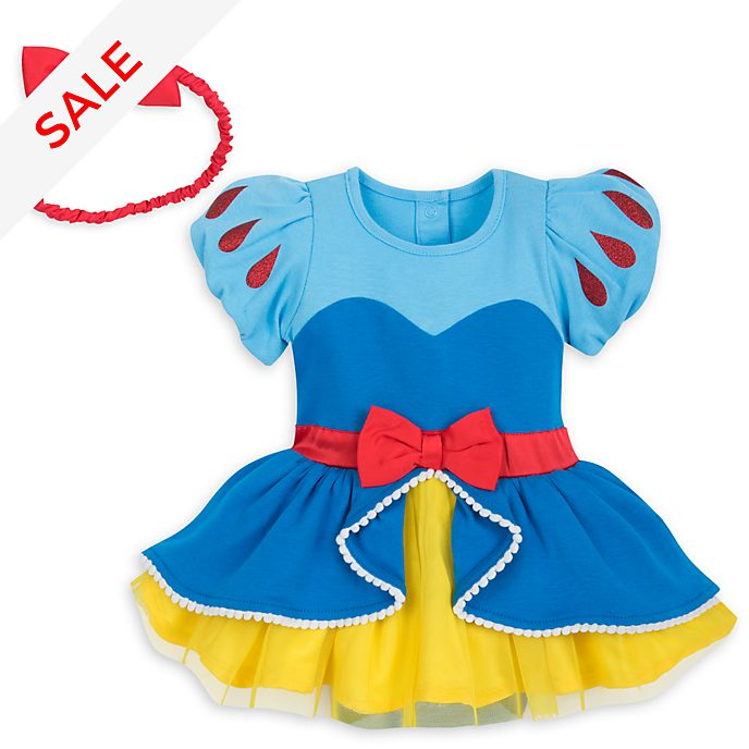 Disney Store Snow White Baby Costume Body Suit