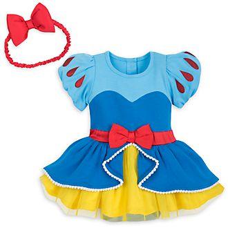 Disney Store - Schneewittchen Kostüm-Body und Hut für Babys