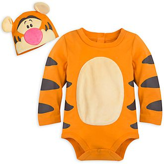Disney Store Tigger Baby Costume Body Suit