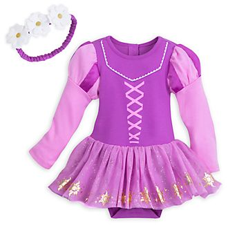 Pelele-disfraz Rapunzel para bebé, Disney Store