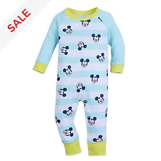 Disney Store Mickey Mouse Baby Body Suit