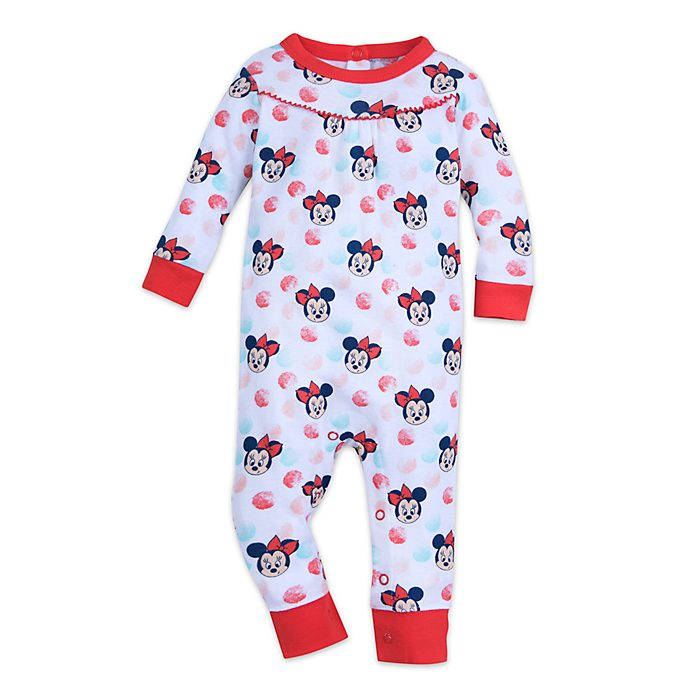 Disney Store Minnie Mouse Baby Body Suit