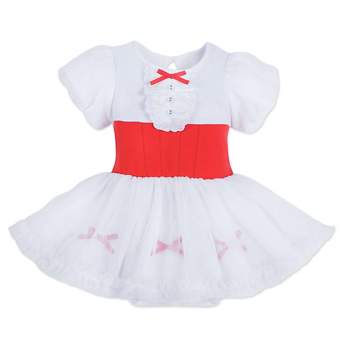 Disney Store - Mary Poppins - Kostüm-Body für Babys
