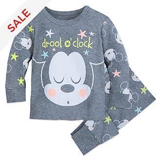 Disney Store Mickey Mouse PJ PALS Baby Set