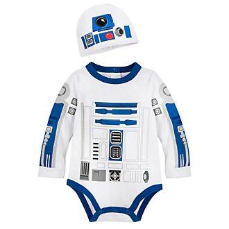 Disney Store R2-D2 Baby Costume Body Suit