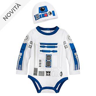 Tutina costume baby R2-D2 Disney Store