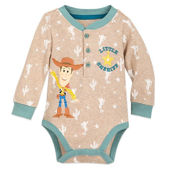 Disney Store Woody Baby Body Suit