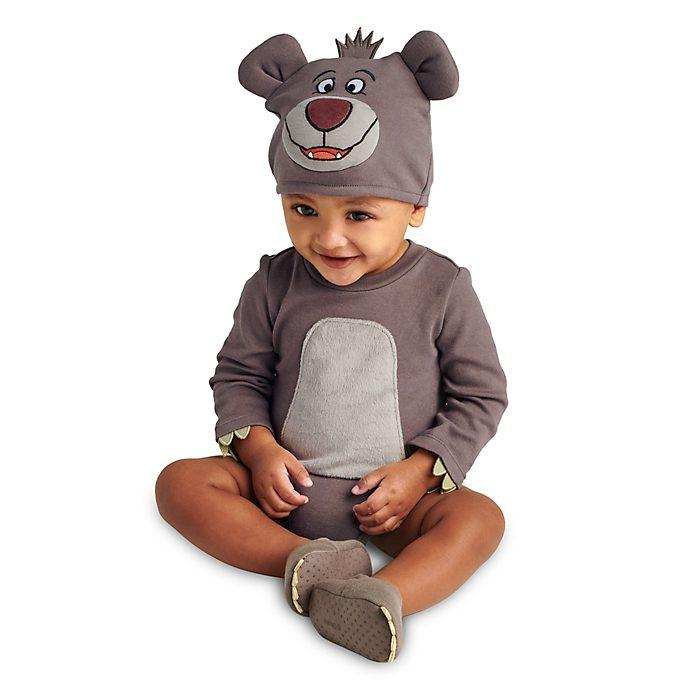 Body déguisement Baloo pour bébé