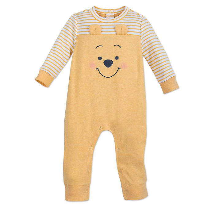 Disney Store Winnie the Pooh Baby Romper