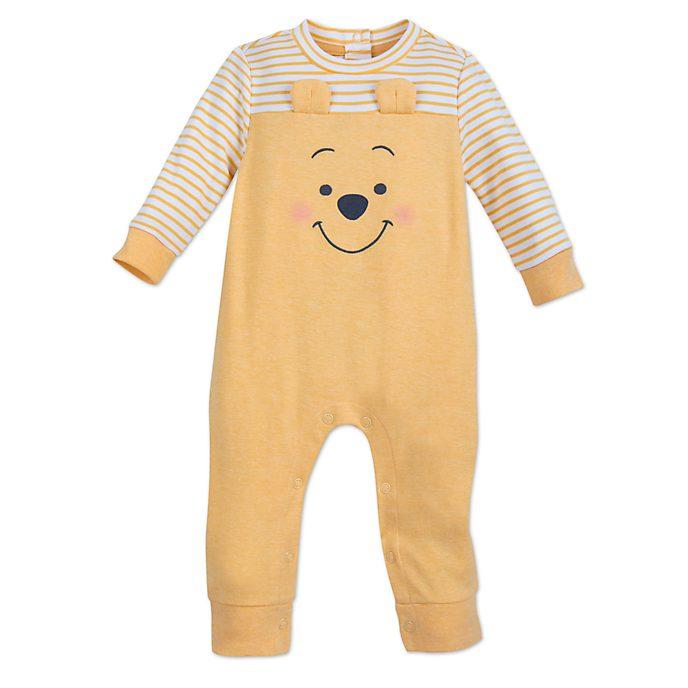 Disney Store - Winnie Puuh - Baby-Strampler