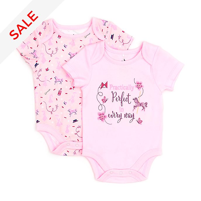 Disney Store Mary Poppins Returns Baby Body Suit