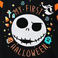 Tutina costume Halloween baby Jack Skeletron Disney Store