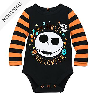 Disney Store Body Halloween Jack Skellington pour bébé