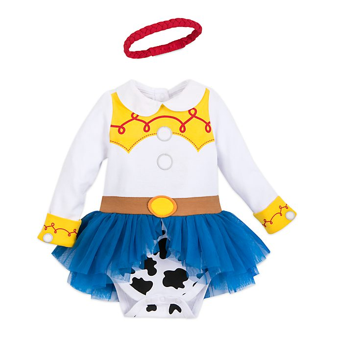 Disney Store Jessie Costume Body Suit