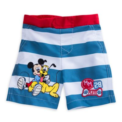 Mickey Mouse Baby Swimming Trunks