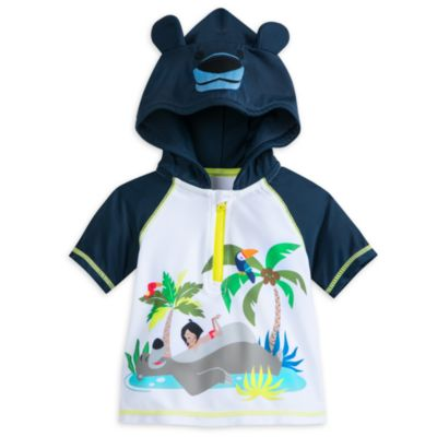 The Jungle Book Baby Rash Guard