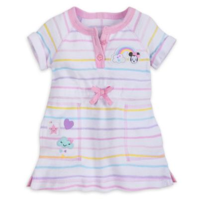 Minnie Mouse Baby Swim Cover-Up