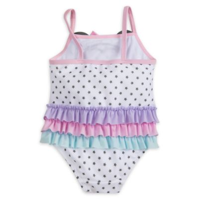 Minnie Mouse Baby Swimming Costume