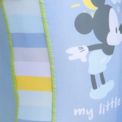 Micky Maus - Baby-Sonnenschutzhemd