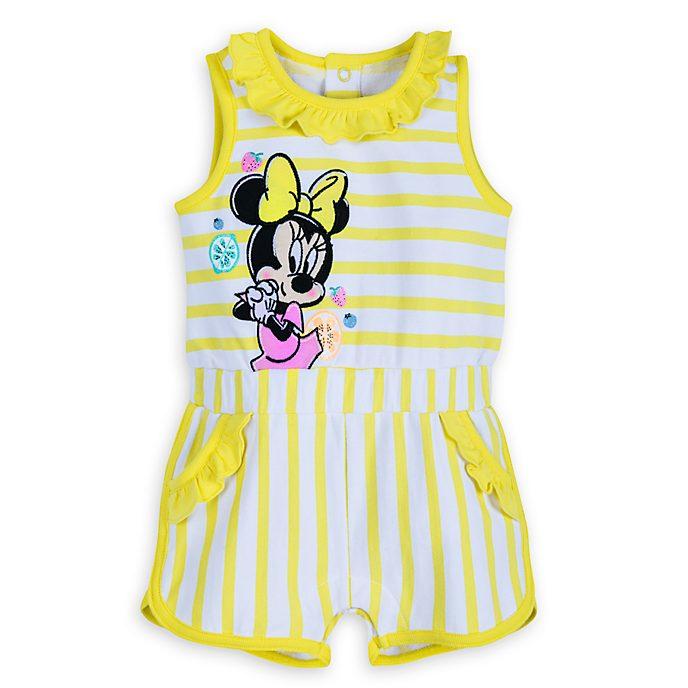 Disney Store Sortie de bain Minnie Mouse pour bébé