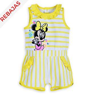 Mono de verano Minnie para bebé, colección Disney Store