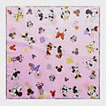 Codello - Minnie Maus - Seidenschal, pink