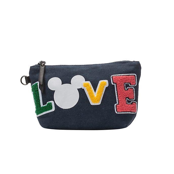 Codello Mickey Mouse Love Cosmetics Case