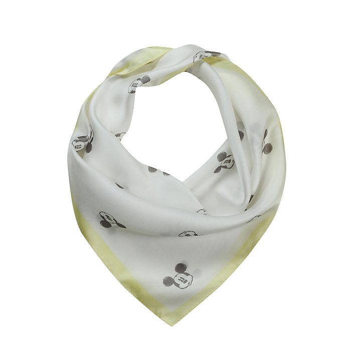 Codello Foulard Mickey blanc