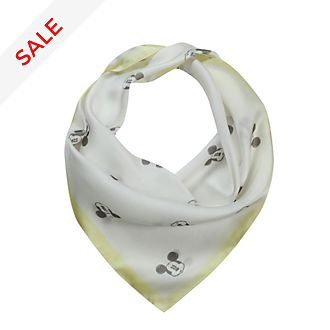 Codello Mickey Mouse White Scarf