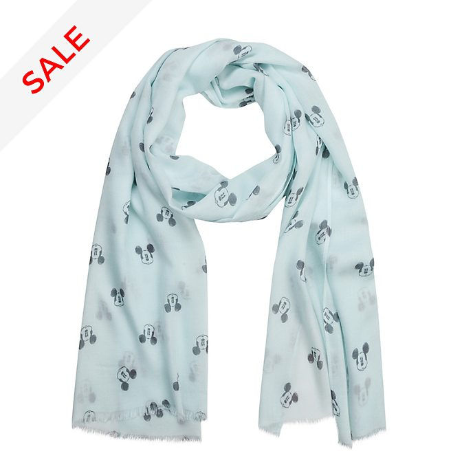 Codello Mickey Mouse Blue Scarf