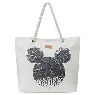 Codello Sac fourre-tout Mickey à sequins
